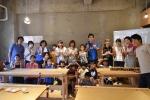 埼玉県でお箸づくりワークショップ