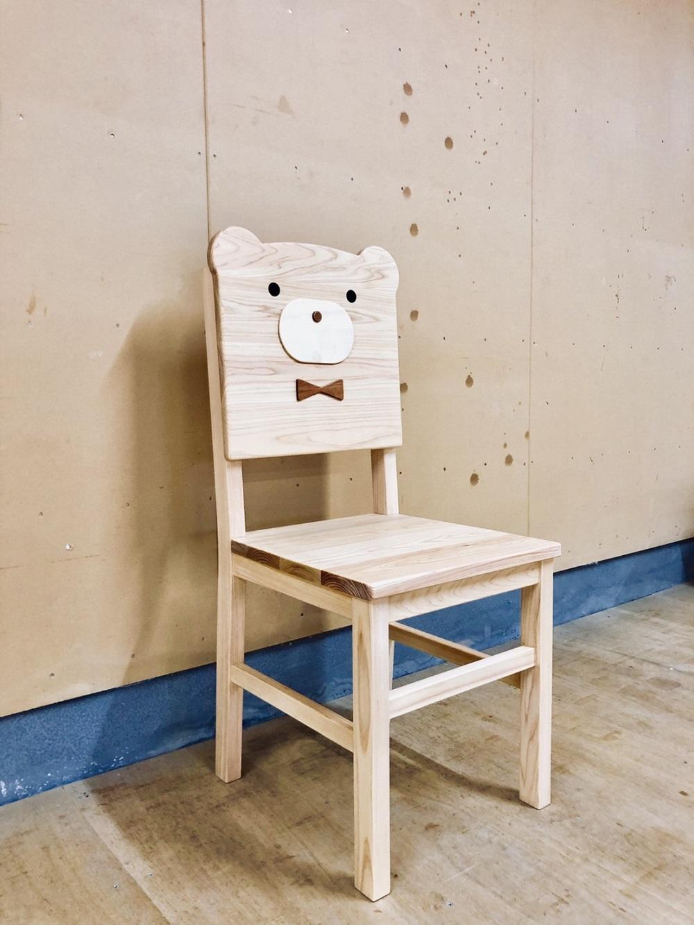 クマの椅子