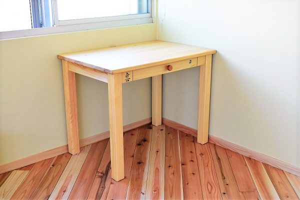木製ミニデスク