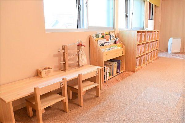 0~1歳児保育室