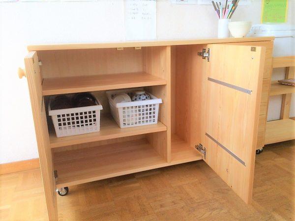 学童用の棚