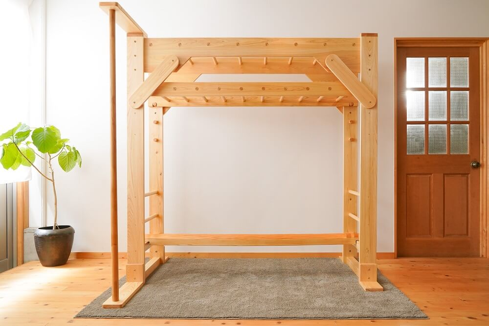 室内うんてい 木製