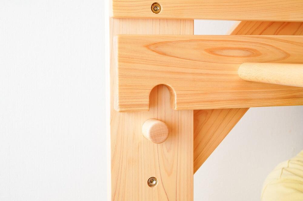室内うんてい木製