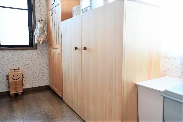 木のオーダー家具