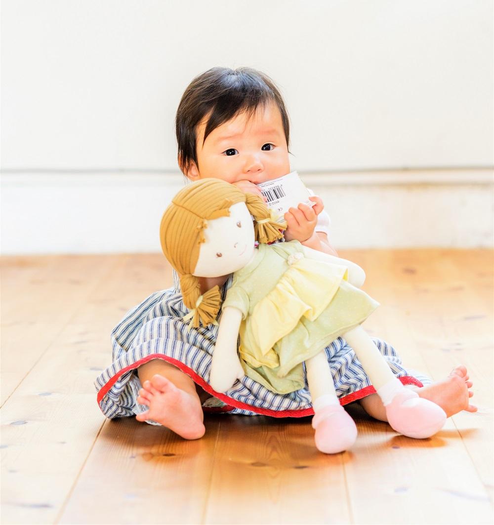 ボニカ抱き人形