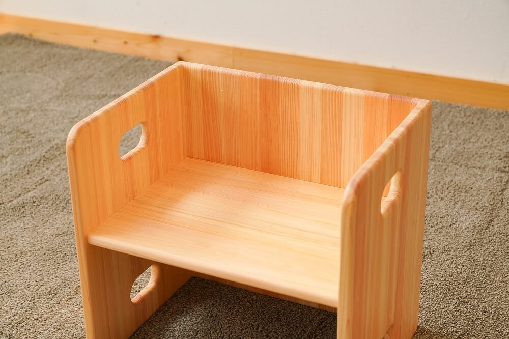 子ども用椅子 保育園用