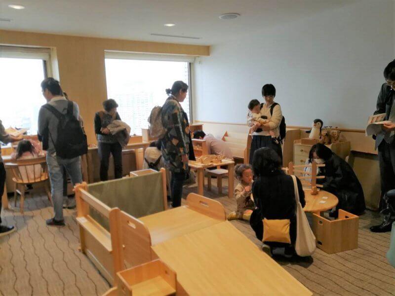 なかよしライブラリー 浜松町展示販売会