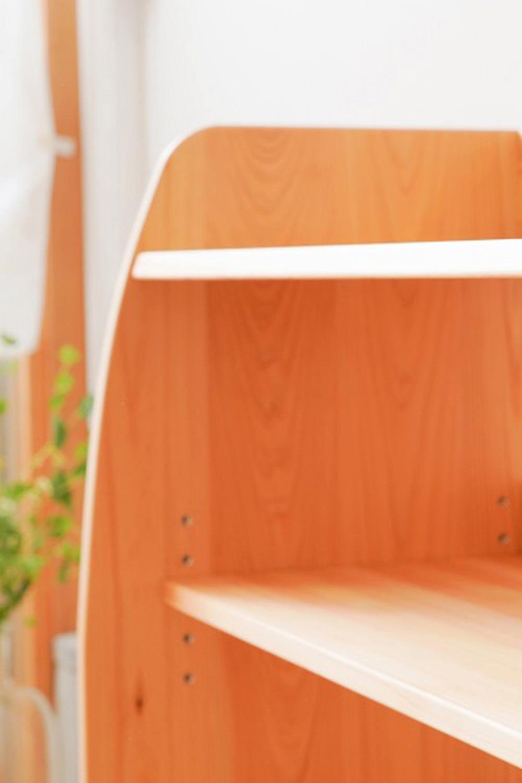 固定棚or可動棚が選べます。