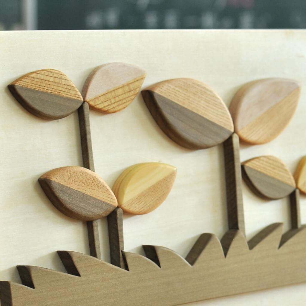 木製プレート