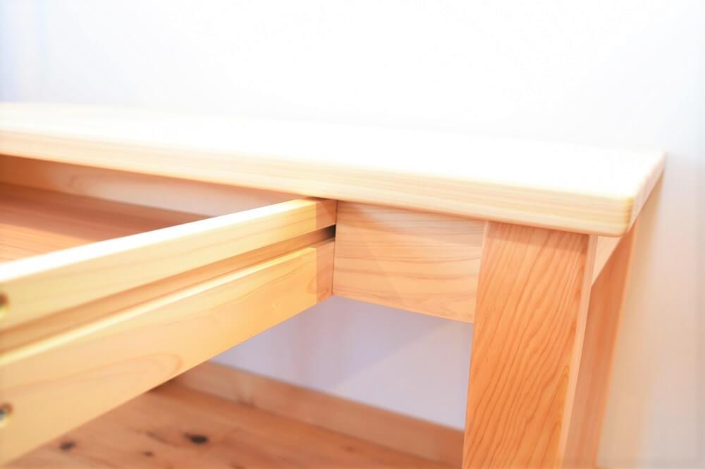 小さい頃の机
