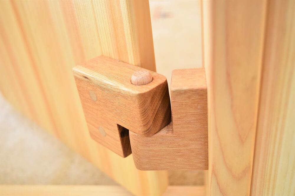 木製ハウス