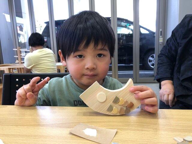 なかよしライブラリー企画×ネッツトヨタ神戸西宮テラスワークショップの写真