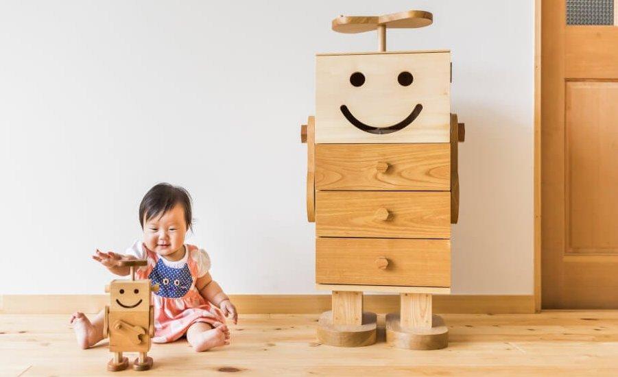 子供家具(キッズ家具)のインテリア子ども家具のカテゴリ写真